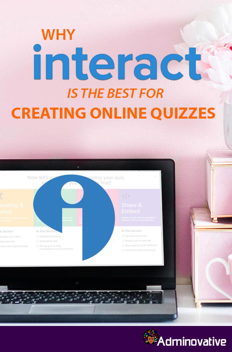 Interact Quizzes Reg