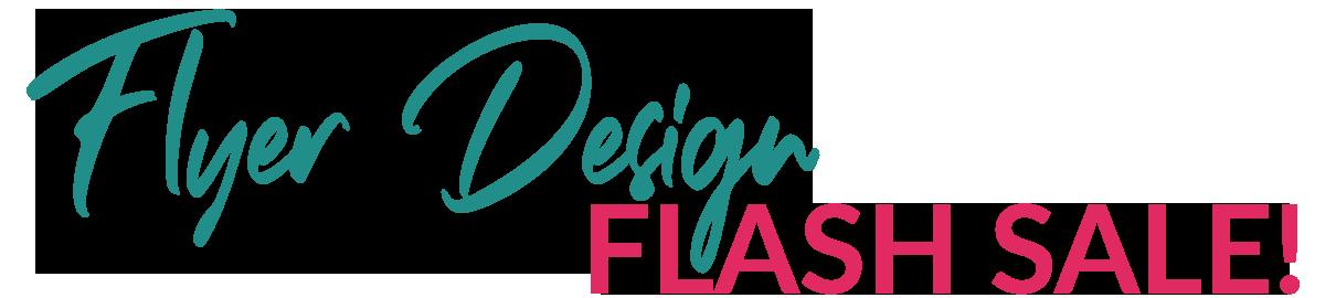 Flyer-Design-Flash-Sale-Header